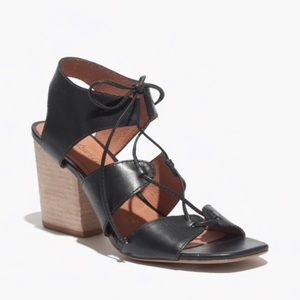 Madewell | Rooney Lace-up Sandal